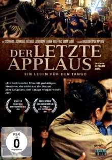 Der letzte Applaus (OmU), DVD