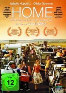 Home (2008/II), DVD