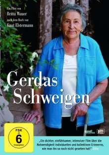 Gerdas Schweigen, DVD