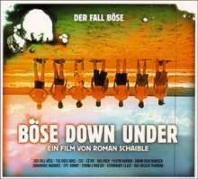 Fall Böse: Böse Down Under, CD