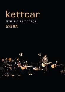 Kettcar: Live auf Kampnagel 5:43 A.M., 2 DVDs