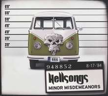 Hellsongs: Minor Misdemeanors, CD