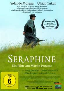 Seraphine, DVD
