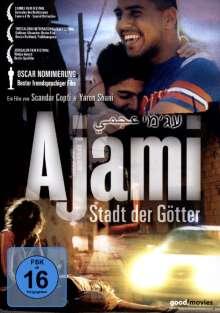Ajami - Stadt der Götter, DVD