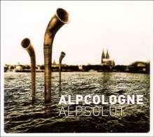 Alpcologne: Alpsolut, CD