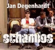 Jan Degenhardt: Schamlos, CD