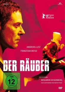 Der Räuber (2009), DVD