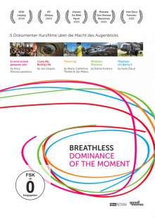 Breathless - Dominance Of The Moment, DVD