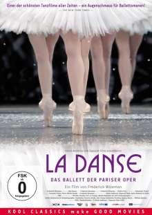 La Danse - Das Ballett der Pariser Oper, DVD