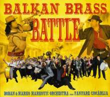 Boban & Marko Markovic: Balkan Brass Battle, CD