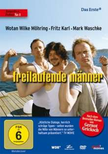 Freilaufende Männer, DVD