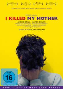 I Killed My Mother, DVD