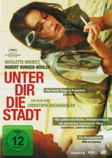 Unter dir die Stadt, DVD