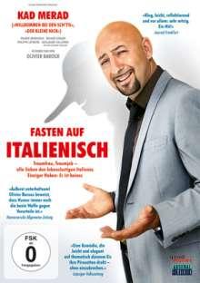 Fasten auf italienisch, DVD