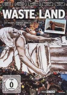 Waste Land (OmU), DVD
