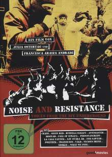 Noise And Resistance (OmU), DVD
