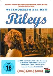 Willkommen bei den Rileys, DVD