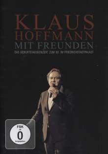 Klaus Hoffmann: Mit Freunden, DVD