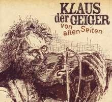 Klaus Der Geiger: Von allen Seiten, CD