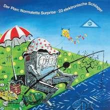 Der Plan: Normalette Surprise - 23 elektronische Schlager (180g), LP