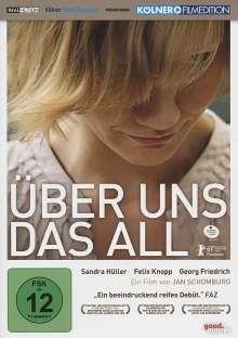 Über uns das All, DVD