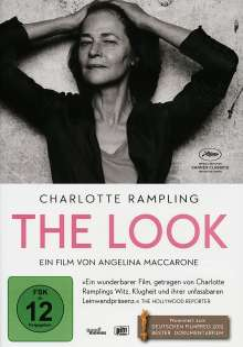 The Look - Charlotte Rampling, DVD