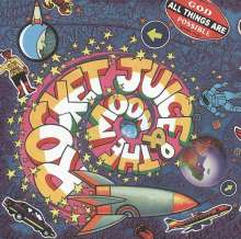 Demon Albarn & Tony Allen & Flea: Rocket Juice & The Moon, CD