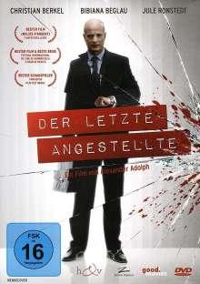 Der letzte Angestellte, DVD