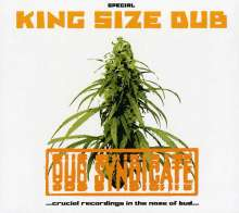 Dub Syndicate: King Size Dub (Limited Special Edition), CD