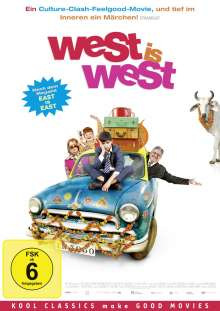 West Is West, DVD