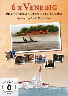 6 x Venedig (OmU), DVD
