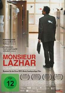 Monsieur Lazhar (Blu-ray), Blu-ray Disc