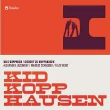 Kid Kopphausen (Gisbert zu Knyphausen & Nils Koppruch): I (LP + CD), LP