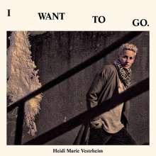 Heidi Marie Vestrheim: I Want To Go, CD