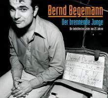 Bernd Begemann: Der brennende Junge, CD