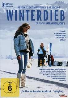 Winterdieb (OmU), DVD