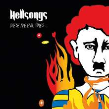 Hellsongs: These Are Evil Times... (LP + CD), 1 LP und 1 CD