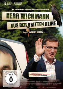 Herr Wichmann aus der dritten Reihe, DVD