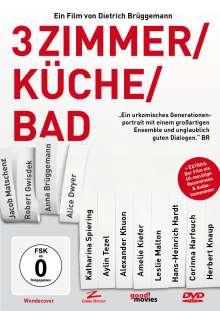3 Zimmer / Küche / Bad, DVD