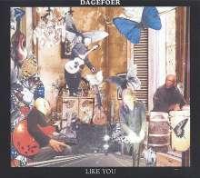 Dagefoer: Like You, CD