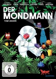 Der Mondmann, DVD