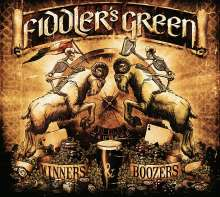 Fiddler's Green: Winners & Boozers, CD