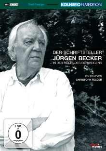 Der Schriftsteller Jürgen Becker - In der Hölle des Schweigens, DVD
