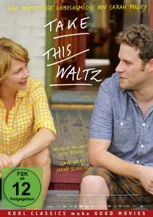 Take This Waltz, DVD
