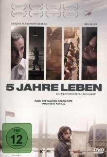 5 Jahre Leben, DVD