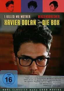 Xavier Dolan - Die Box, DVD