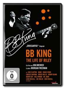 B.B. King - The Life of Riley  (OmU), DVD