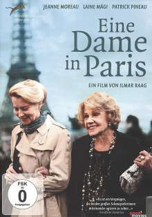 Eine Dame in Paris, DVD