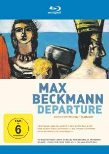Max Beckmann - Departure (Blu-ray), Blu-ray Disc
