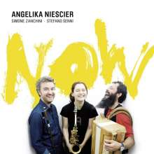 Angelika Niescier (geb. 1970): Now, CD
